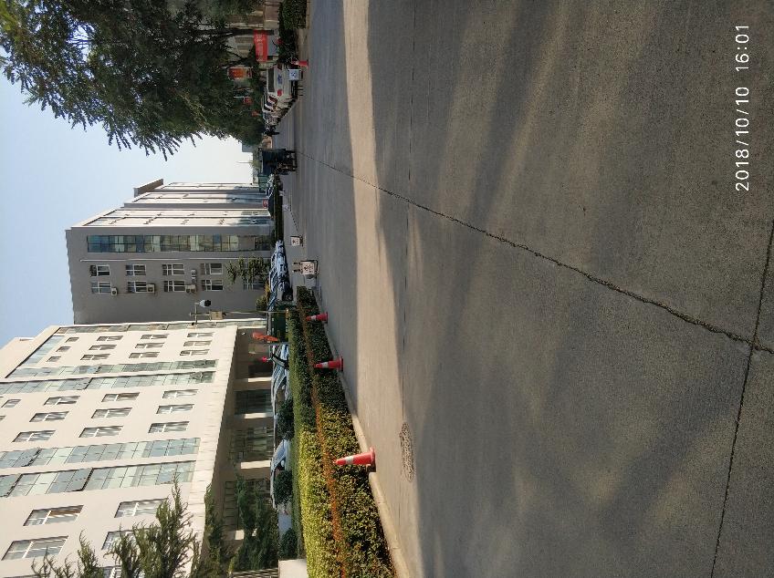 新乡BGP机房外部环境照片